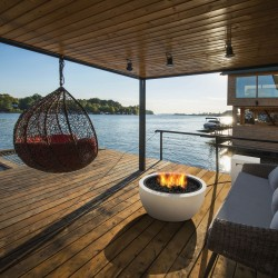 POD (2 tailles - 3 finitions) by EcoSmart Fire