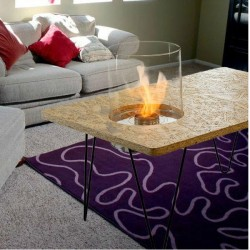 Table Feu Mini