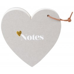 Bloc Notes Coeur RADER DESIGN