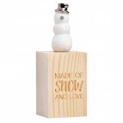 "Porte-bonheur coffret ""Make of love and snow"""